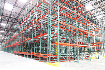 Apex Pallet Flow Rack