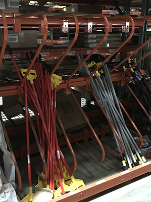 Pallet Rack M Amp V Dividers Apex Warehouse Systems Chicago Il