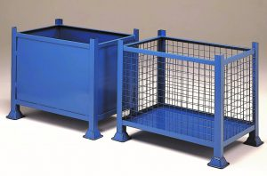 Metal Container Warehouse Pallets