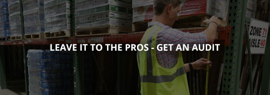 Apex PROs Pallet Rack Audit Services