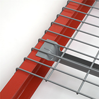 Flared Channel Deck - Apex Warehouse Systems