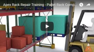 Apex Pallet Rack Training Video - Components