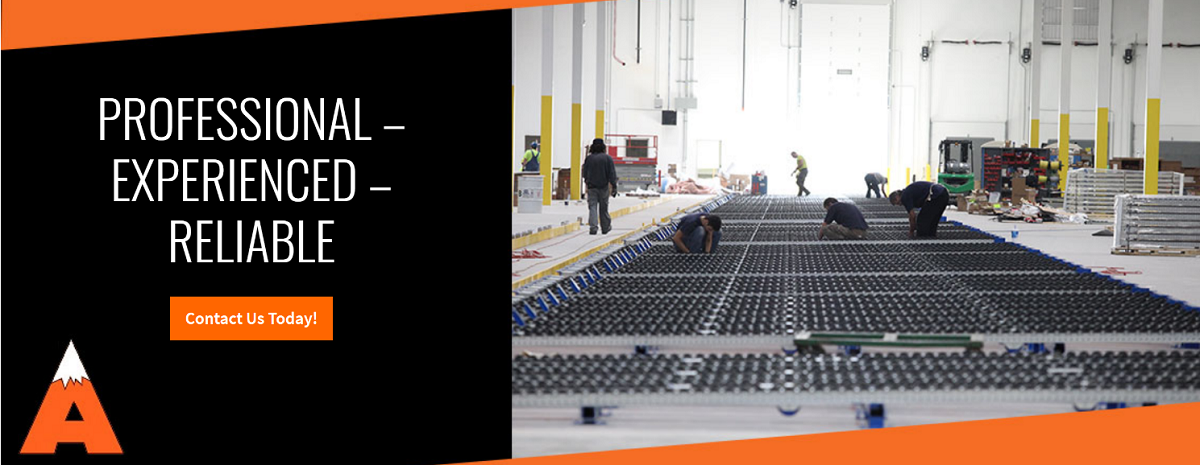 Material Handling Installation Services Apex Warehouse Systems