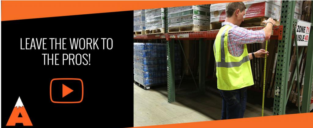 Apex Warehouse Systems Pallet Rack Audit Pros