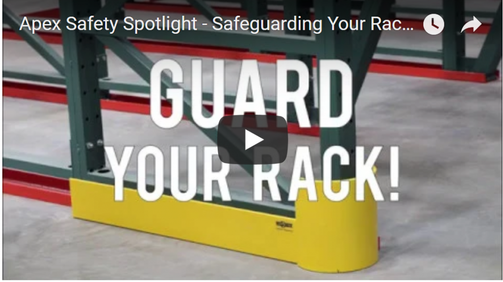 Apex Warehouse Systems Rack Safety Program