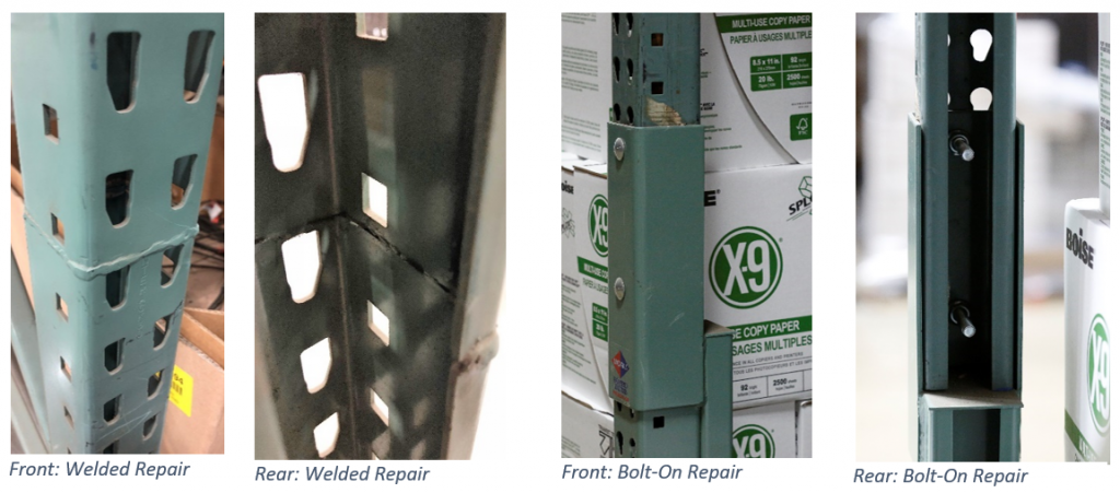 Pallet Rack Repair - Apex Warehouse Systems