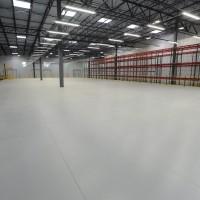 Mezzanine solution for warehouse