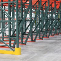 Industrial storage shelving warehouse solutions