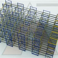 pallet flow Apex Warehouse Sys