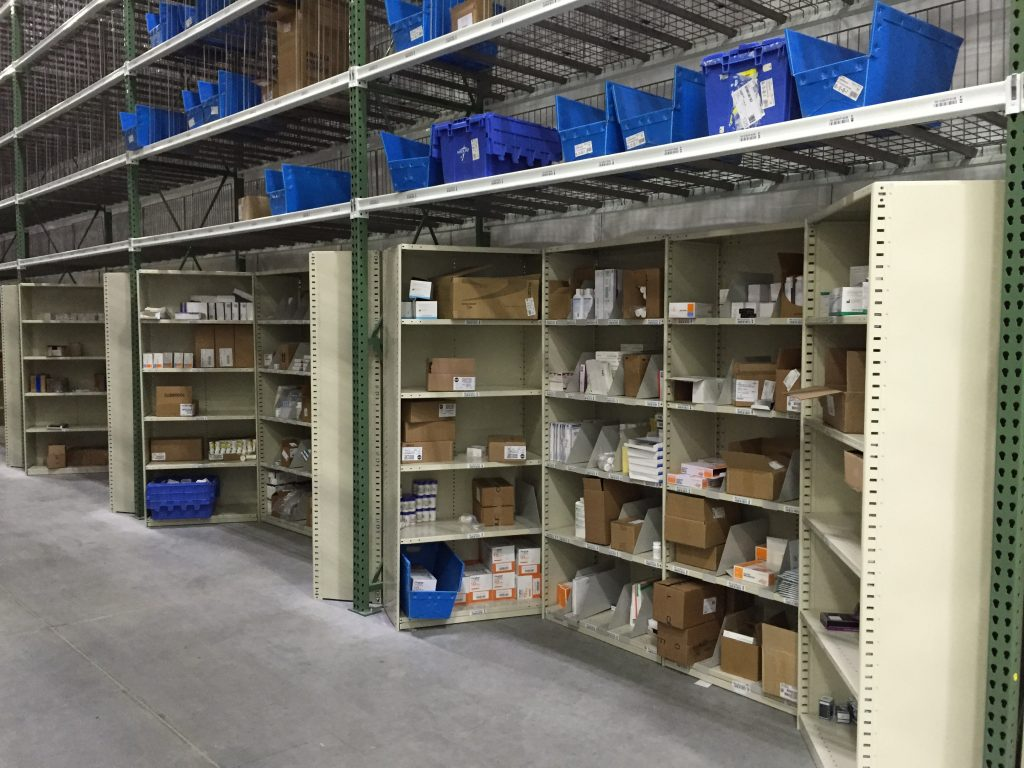 Apex Warehouse Systems - Industrial Shelving