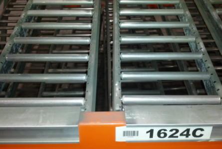 Warehouse handling system