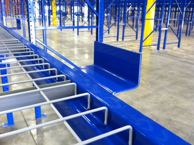 Pallet Rack Backstop Beams Flue Guard Vs Competition