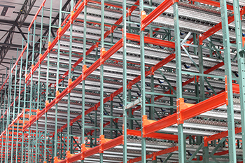Pallet Flow Rack - Apex Warehouse Systems
