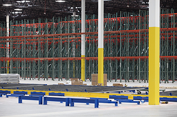 Pallet Rack Installation - Apex Warehouse Systems