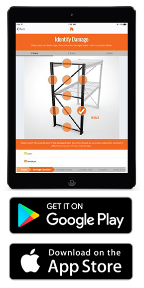 Apex Rack Repair Mobile App