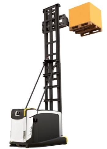 AGV Equipment for Pallet Rack Storage