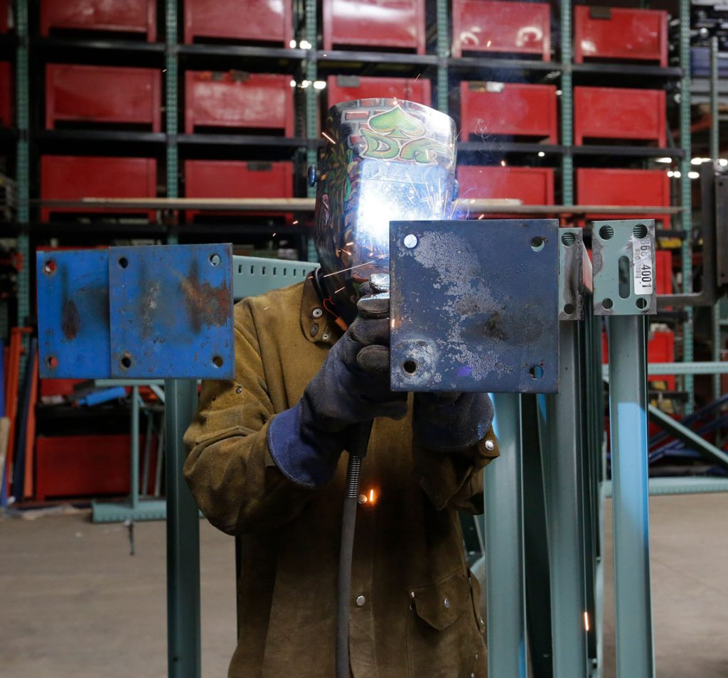 Pallet Rack Refurbishing - Apex Warehouse Systems