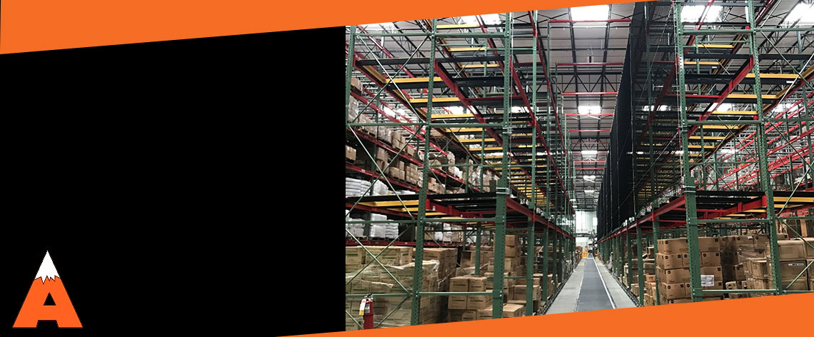 Apex Warehouse Safety Netting