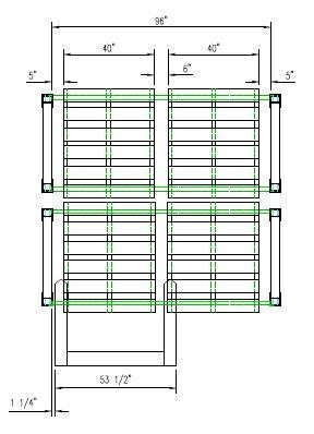 Double-Deep Pallet Rack Apex Warehouse Systems
