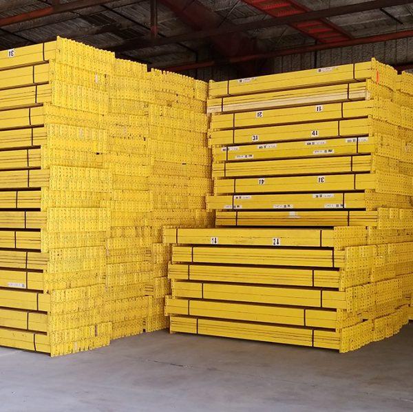 Apex Warehouse Used Pallet Rack Beams