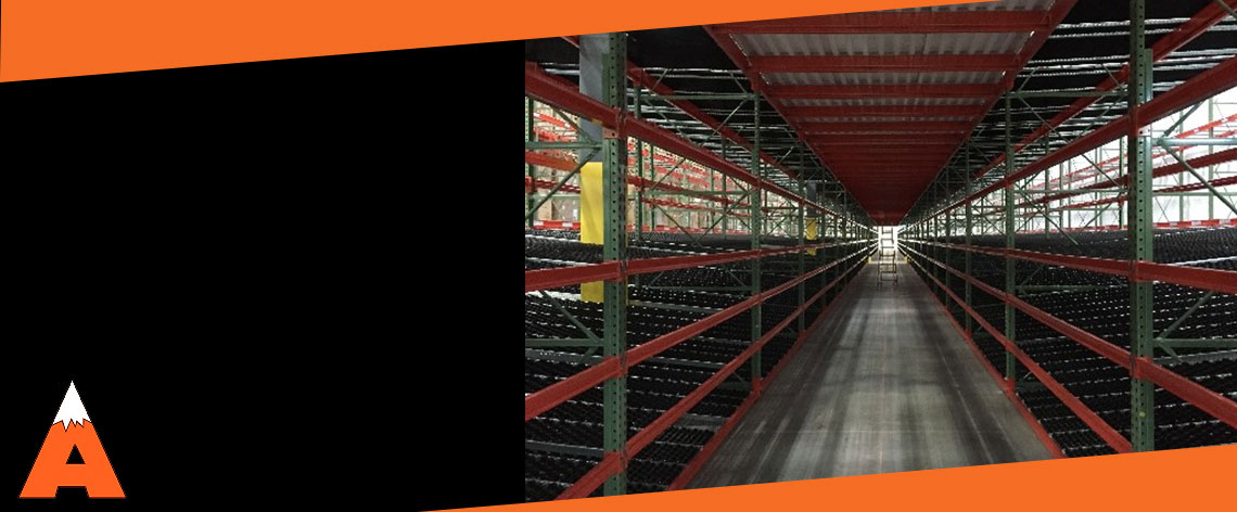 Apex Deep-Reach Pallet Rack Systems