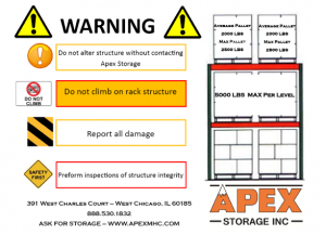 Pallet Rack Storage - Apex Warehouse Systems