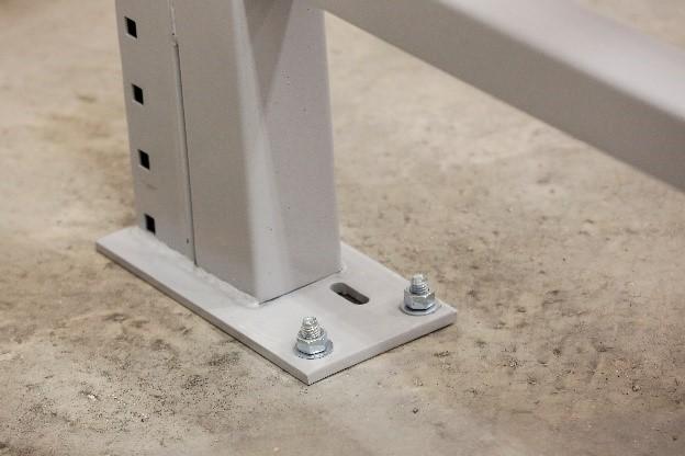 Pallet Rack Seismic Design - Apex Warehouse Systems
