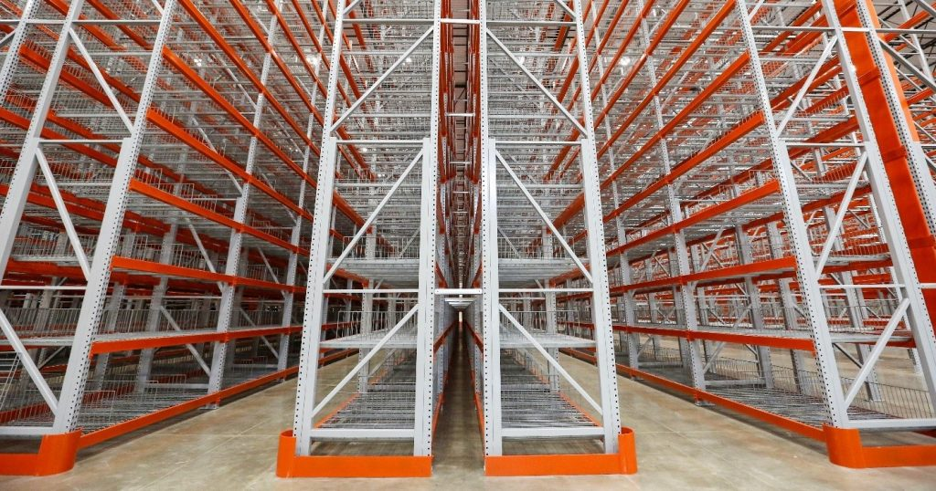 Pallet Rack - Apex Warehouse Systems