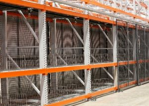 Warehouse Cages Fences Partitions - Apex Warehouse Systems