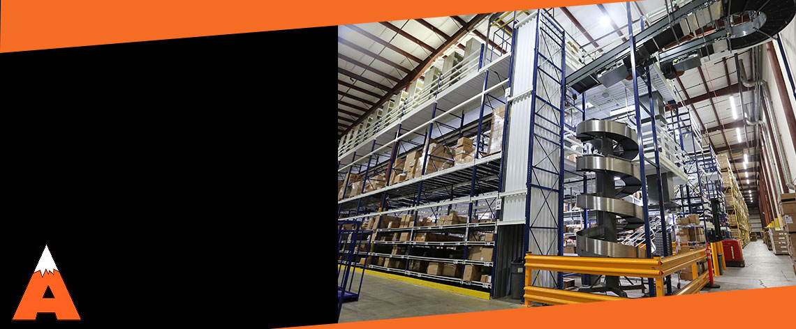 Apex Industrial Warehouse Shelving