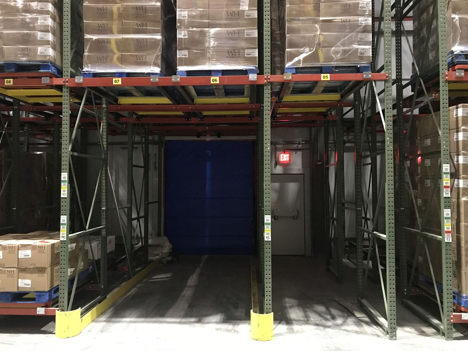Pallet Racking - Apex Warehouse Systems