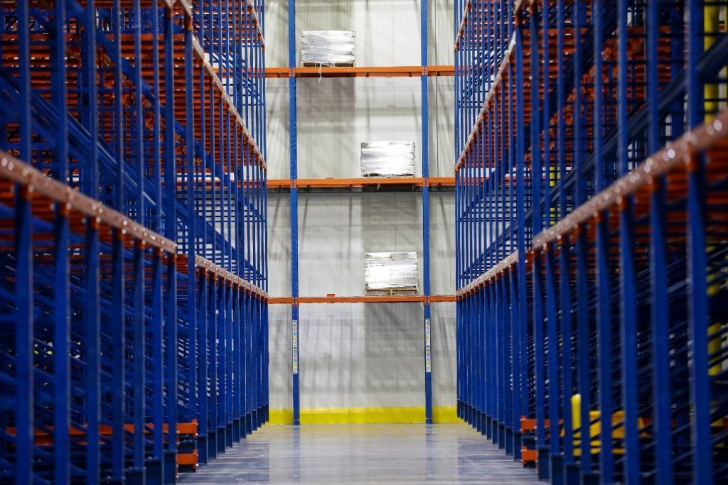 Warehouse Pallet Racking - Apex Warehouse Systems