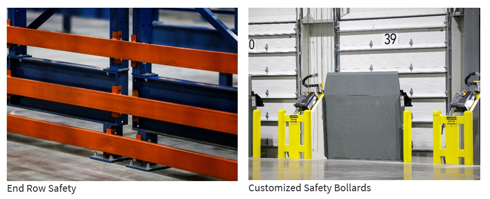 Warehouse Safety Accessories - Apex Warehouse Systems