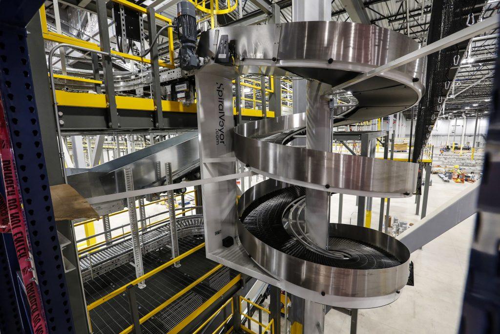 Automated Conveyor - Apex Companies