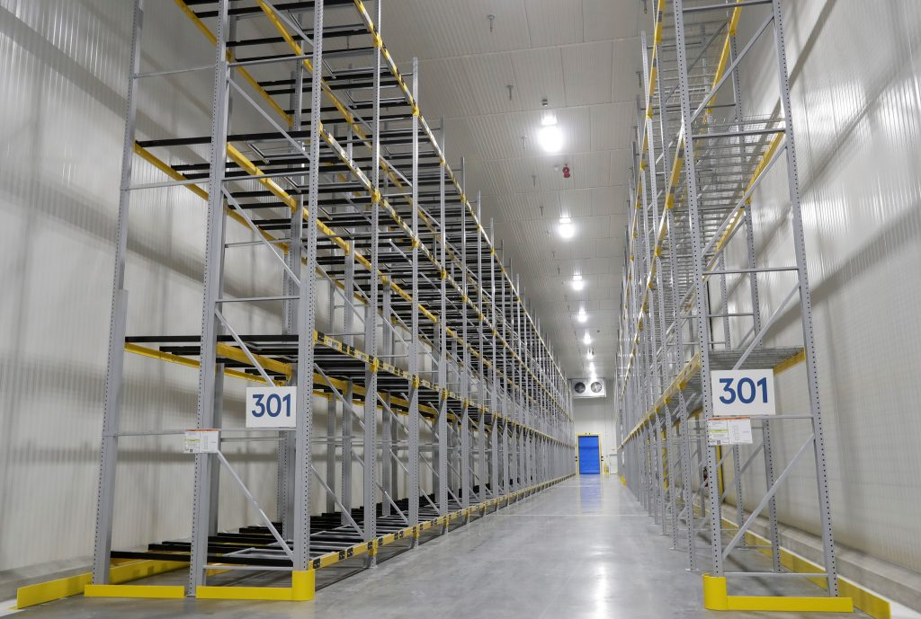 Pallet Rack Systems - Apex Companies