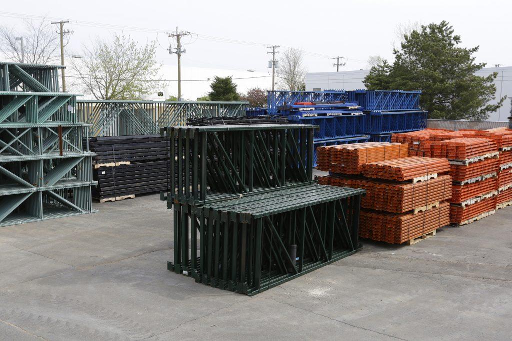Quick Ship Pallet Rack - Apex Companies