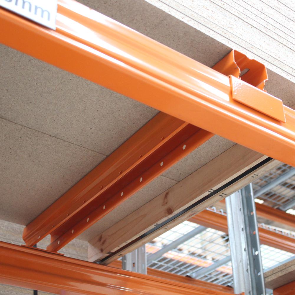 Fork Entry Bars for Pallet Rack - Apex Companies