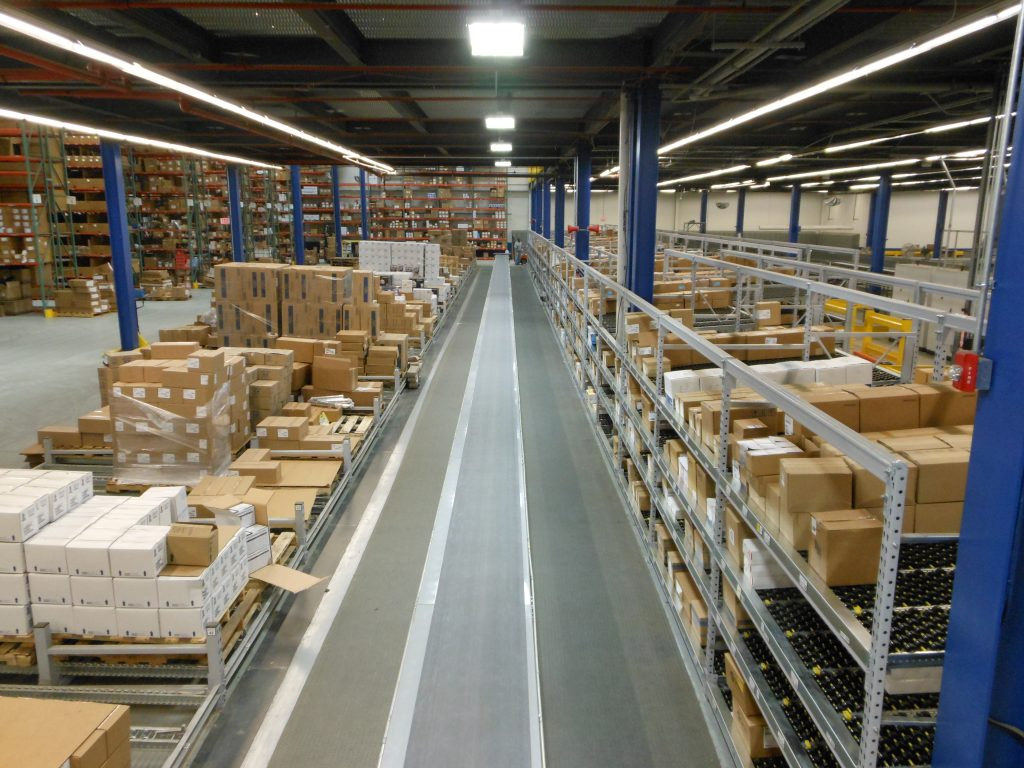 Pickline Carton and Case Picking - Apex Companies