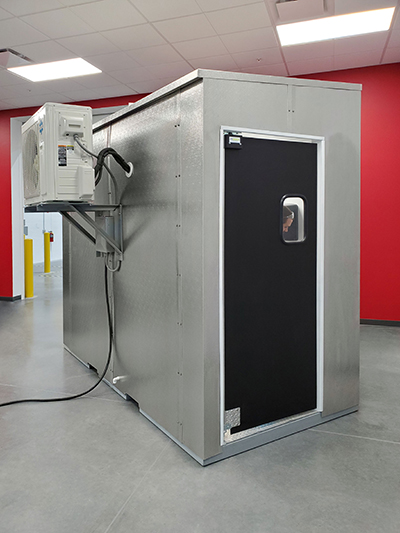 TeamSAFE Modular Cleaning Room - Apex Companies