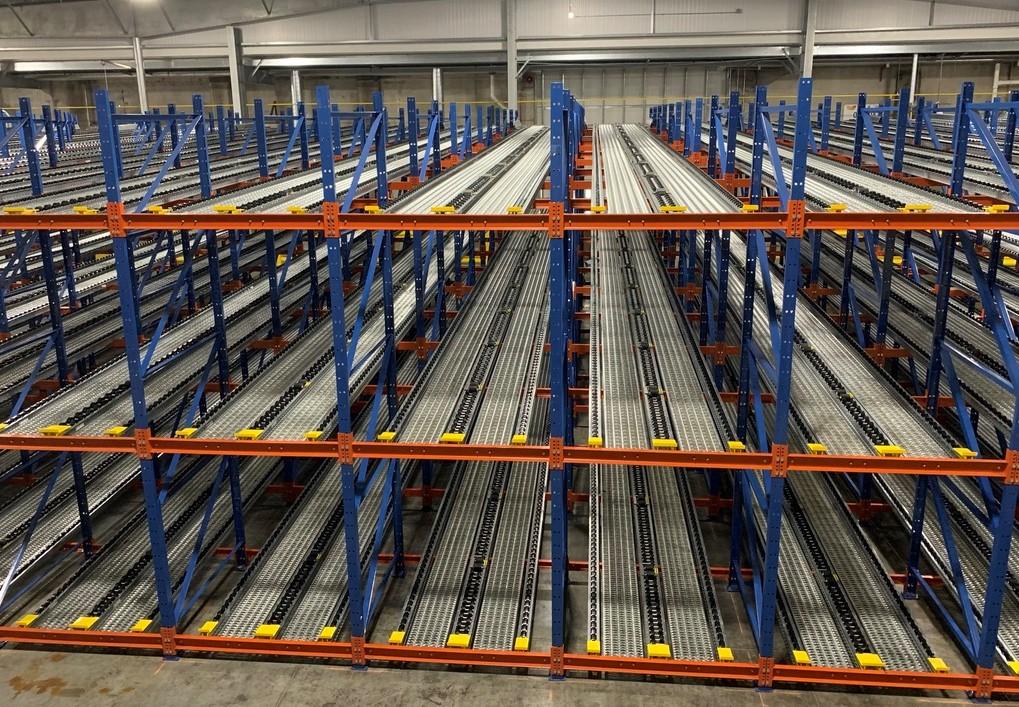 Pallet Rack Storage Solutions - Apex Companies