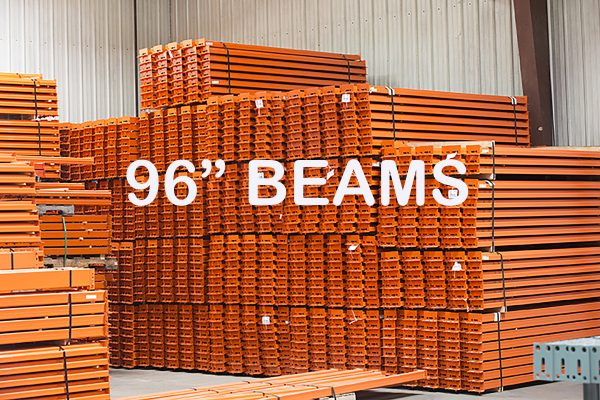 Step Beam Roll-Formed Pallet Rack - Apex Companies