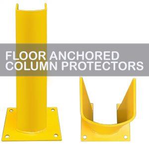 Floor Anchored Column Protectors | Apex Companies
