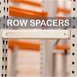 Pallet Rack Row Spacers | Apex Companies