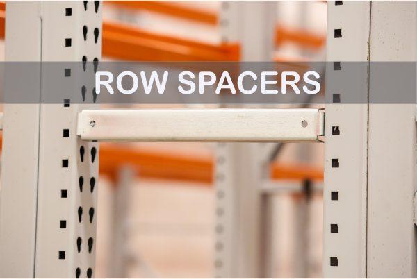 Pallet Rack Row Spacers   Apex Companies