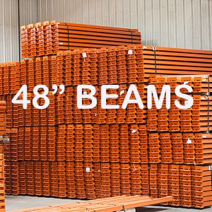 "48"" Roll-Formed Step Beam - Apex Companies"