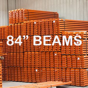 "84"" Roll-Formed Step Beam - Apex Companies"