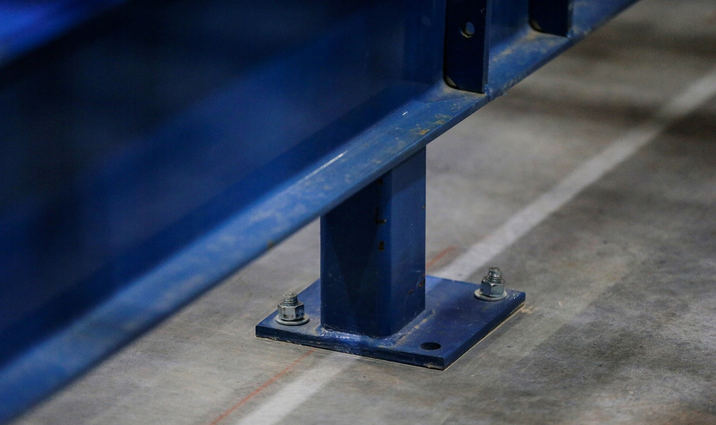 Pallet Rack System Anchoring - Apex Companies